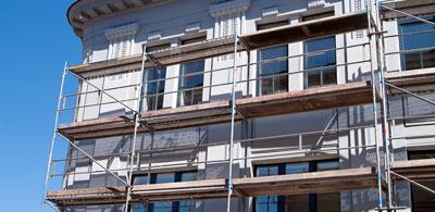 Fassadengerüste - Kuntze Gerüstbau GmbH aus Euskirchen